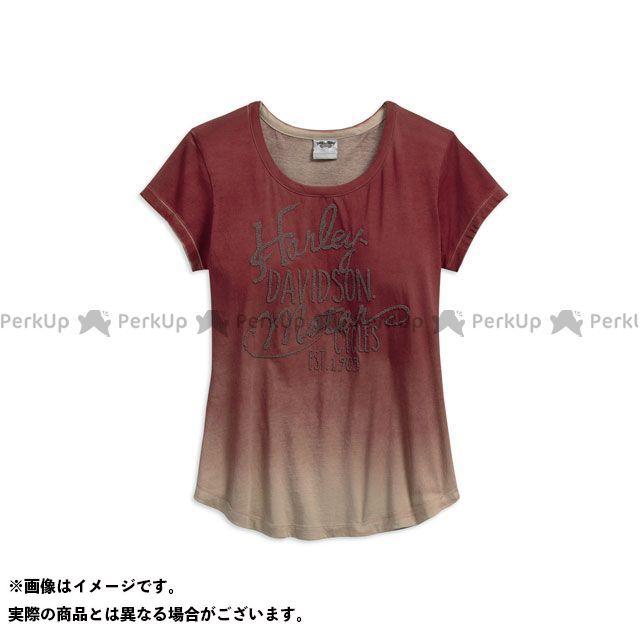 ハーレーダビッドソン LD'S TシャツS/S Dip-Dye Tee XS HARLEY-DAVIDSON