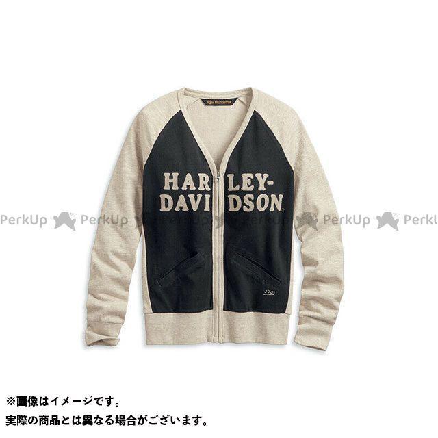 ハーレーダビッドソン Chain Stitch Colorblock Cardigan サイズ:XS HARLEY-DAVIDSON