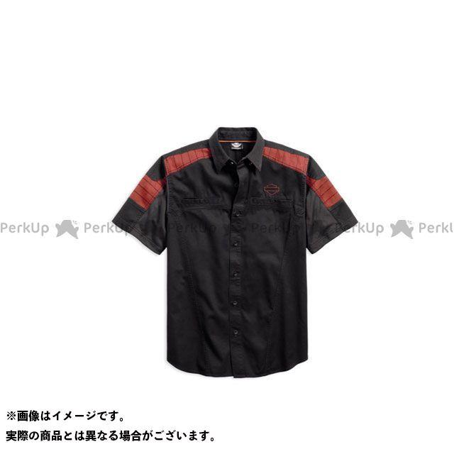 ハーレーダビッドソン シャツS/S Performance MeshPanel Shirt サイズ:S HARLEY-DAVIDSON