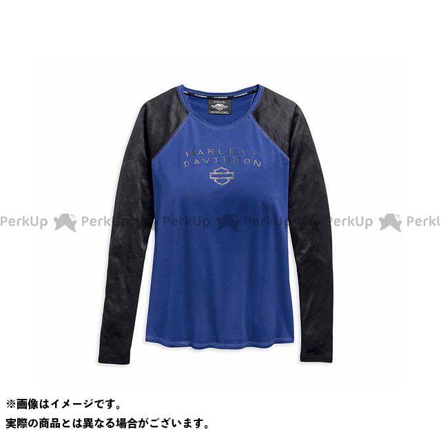 ハーレーダビッドソン LD'S TシャツL/S/Performance CamoMesh LongSleeveTee サイズ:XS HARLEY-DAVIDSON