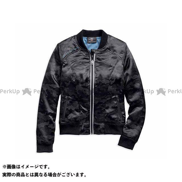 ハーレーダビッドソン LD'SナイロンJKT/ Activewear Allover CamoJacket サイズ:XS HARLEY-DAVIDSON