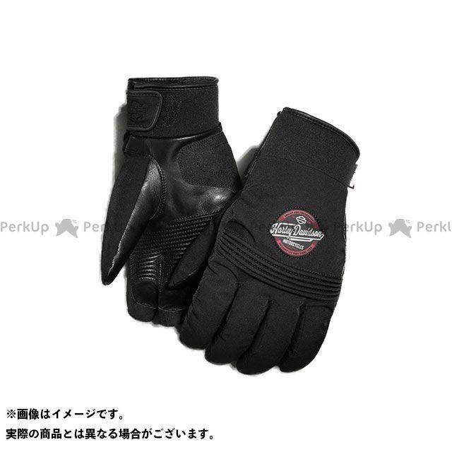 【エントリーで更にP5倍】ハーレーダビッドソン グローブF/F/ Men's Brentwood WaterproofGloves 3M(TM) Thinsulate(TM) Insulation サイズ:M HARLEY-DAVIDSON