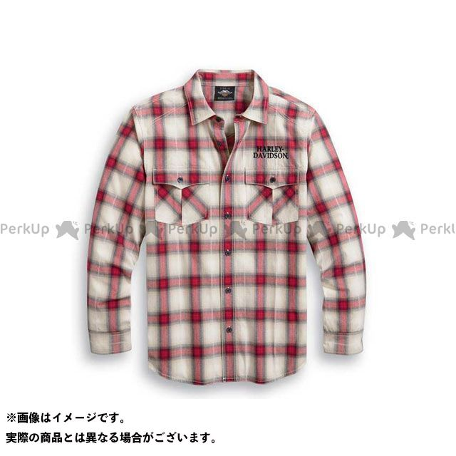 ハーレーダビッドソン シャツL/S/Freedom Plaid Shirt S HARLEY-DAVIDSON