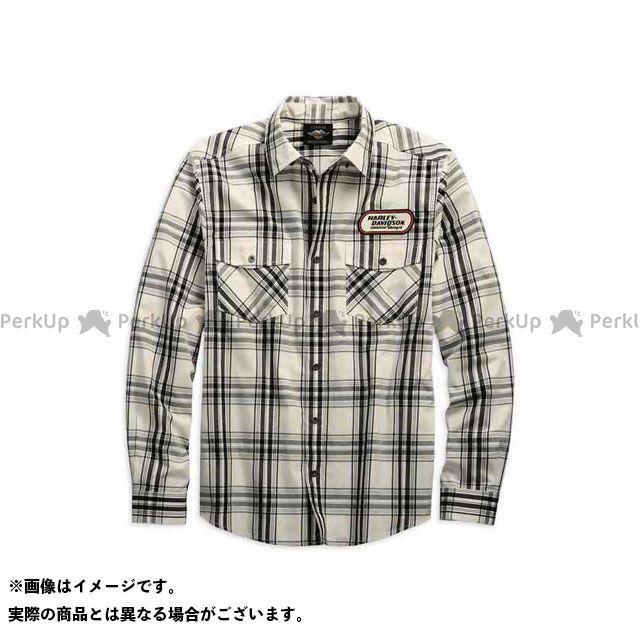 ハーレーダビッドソン シャツL/S/H-D Racing Long Sleeve Plaid Shirt L HARLEY-DAVIDSON