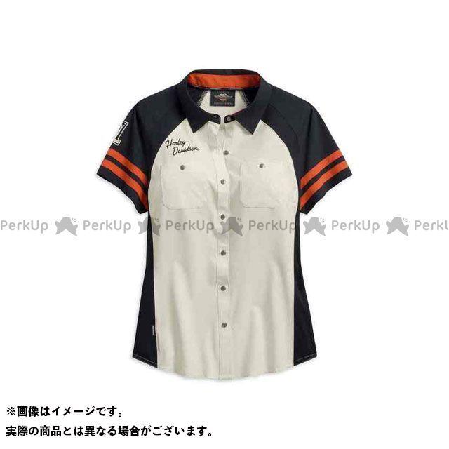 ハーレーダビッドソン LD'S S/Sシャツ/PerformanceShirt with Coolcore(R)Technology M HARLEY-DAVIDSON