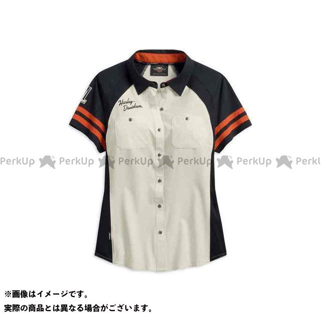 ハーレーダビッドソン LD'S S/Sシャツ/PerformanceShirt with Coolcore(R)Technology XS HARLEY-DAVIDSON