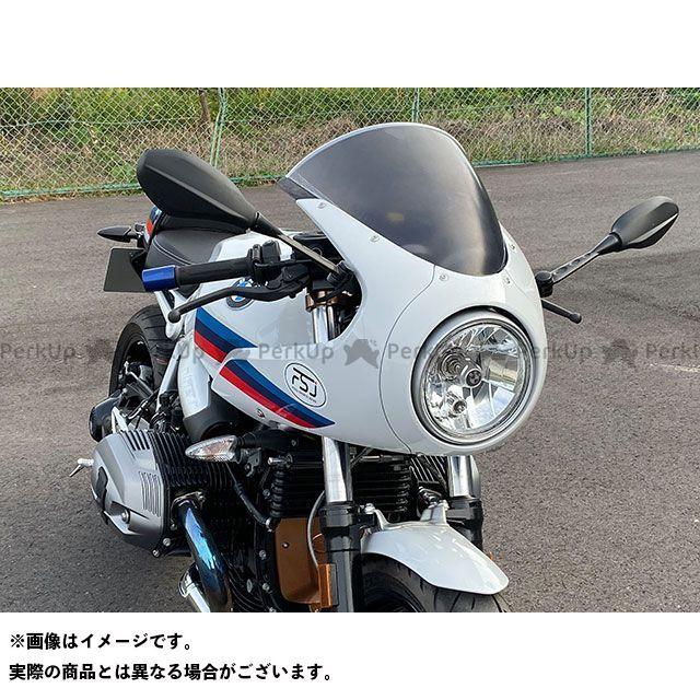 FSJ Rナインティ レーサー RnineTレーサー用 スモークスクリーン FEED SPORTS JAPAN