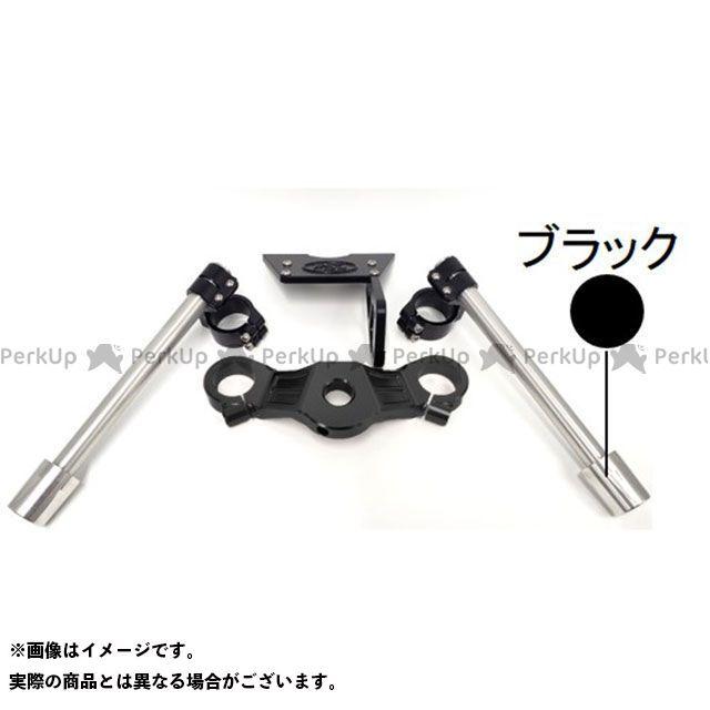 FSJ Rナインティ レーサー イージーポジションキット ブラックトップブリッジ×バーエンド シルバー FEED SPORTS JAPAN