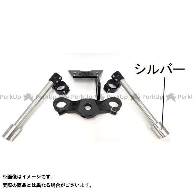 FSJ Rナインティ レーサー イージーポジションキット ブラックトップブリッジ×バーエンドブラック FEED SPORTS JAPAN