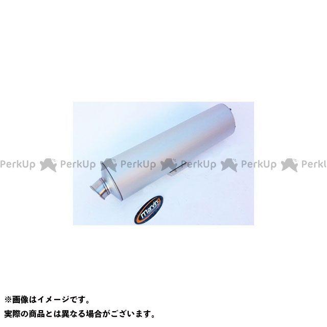 マービング GSX600F マービング マフラー ビッグオーバル = 102x130 Superline アルミニウム - EU公道走行認可 for Suzuki GSX 600 F (98-01) Marving