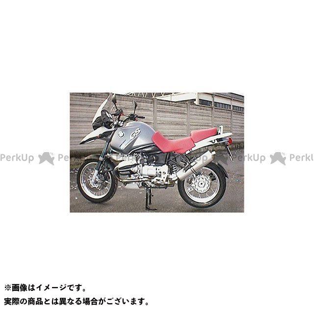 マービング R1150GS マービング マフラー ビッグオーバル = 102x130 Superline アルミニウム - EU公道走行認可 for Bmw R850 R/ R 1150 GS/R1150 R Marving