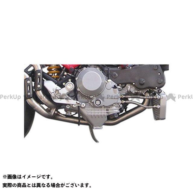 マービング モンスターS4R マービング マービングとオリジナルマフラー コンペンセイティングパイプ(油圧パイプ) Superline ステンレススチール for Ducati MONSTER S4R 07 S Marving