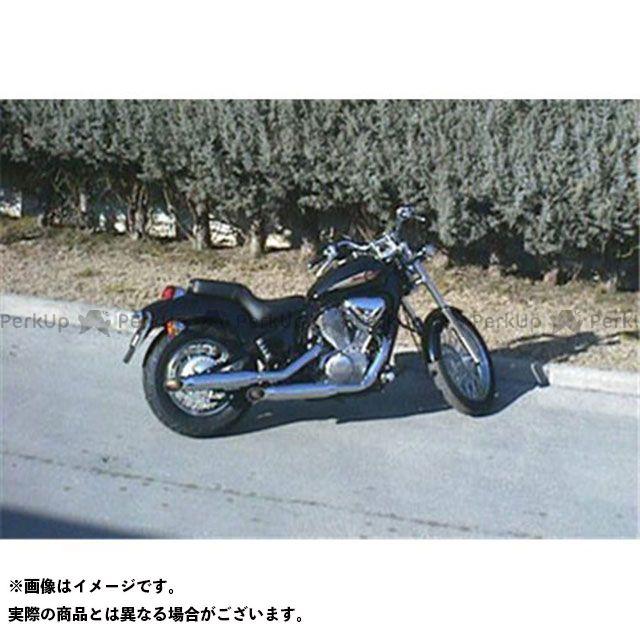 マービング シャドウ600 マービング フルシステム Legend クロム for Honda VT 600 SHADOW Marving