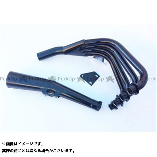 【エントリーで最大P21倍】マービング GSX1100EF マービング フルシステム 4/1 Master ブラック for Suzuki GSX 1100 EF (84-) Marving