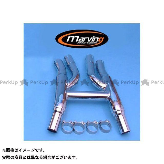 マービング XJ900 マービング コネクション パイプ クロム for Yamaha XJ 900 (83-90) Marving