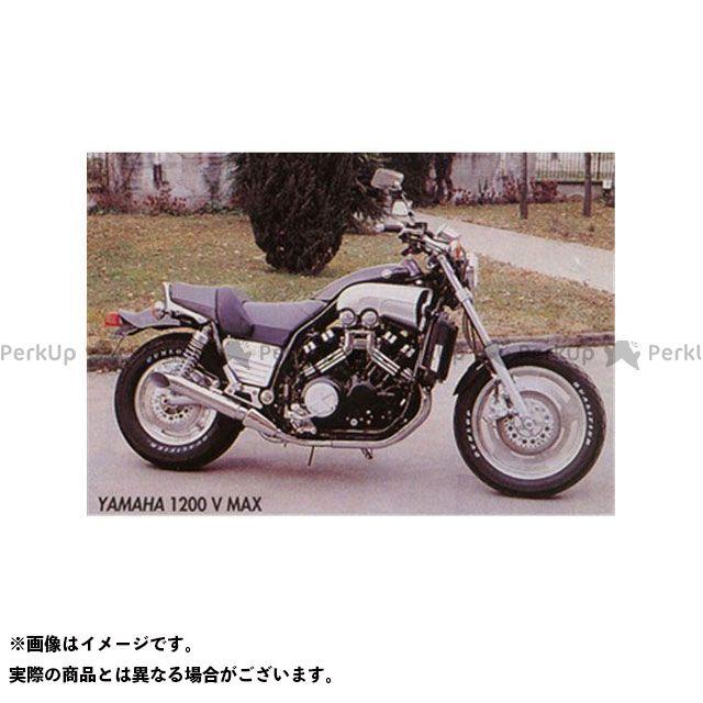 マービング VMAX マービング デュアルマフラー Legend クロム for Yamaha 1200 V MAX Marving