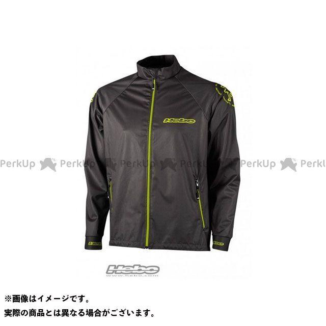 Hebo HE4148 ウインドプロジャケット(イエロー) サイズ:L エボ