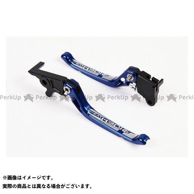 リデア RIDEA レバー ハンドル リデア PCX125 PCX150 3Dノブアジャストブレーキレバー 左右セット(ブルー)  RIDEA