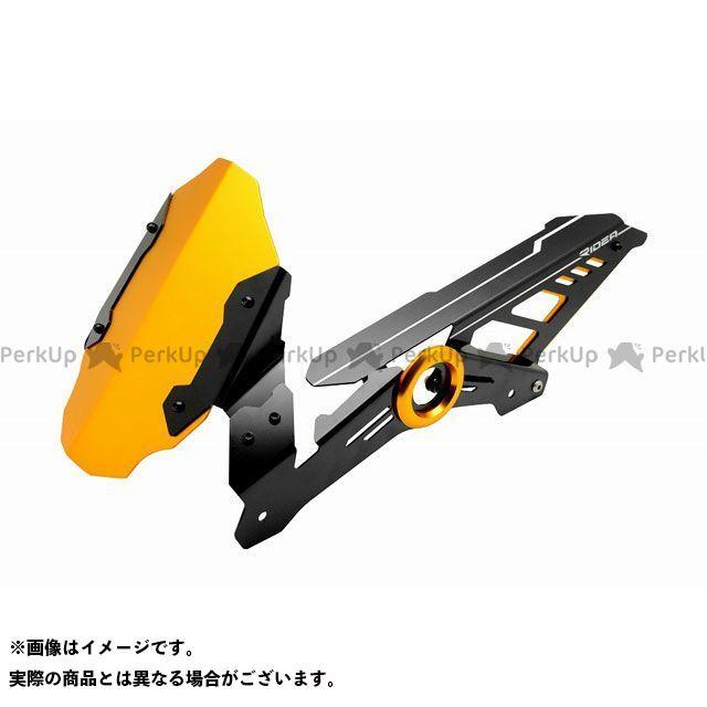 【特価品】リデア ニンジャ250 Z250 リアフェンダー(ゴールド) RIDEA
