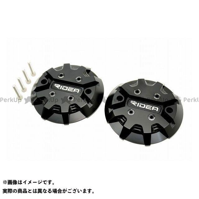 【特価品】リデア TMAX500 TMAX530 エンジンカバー 左右セット(ブラック) RIDEA