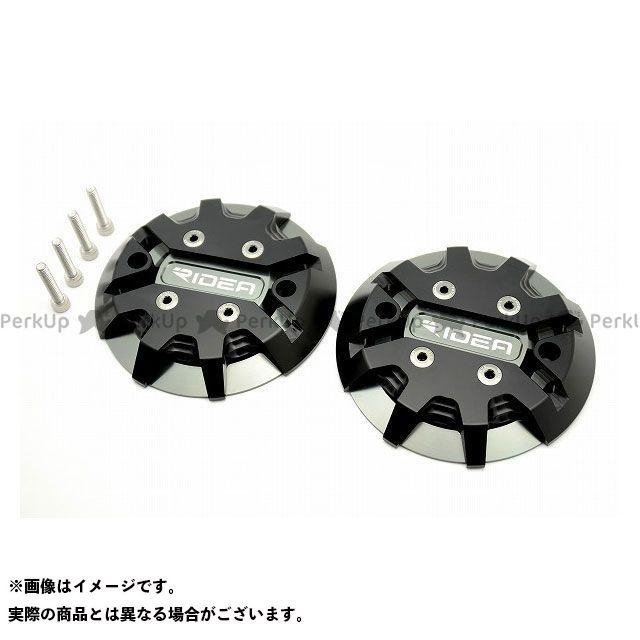 【特価品】リデア TMAX500 TMAX530 エンジンカバー 左右セット(チタン) RIDEA