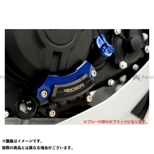 【特価品】リデア MT-03 MT-25 エンジンプロテクター 右側(ブラック) RIDEA