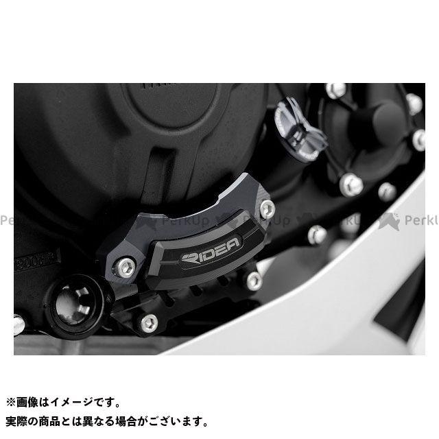 【特価品】リデア MT-03 MT-25 エンジンプロテクター 右側(チタン) RIDEA