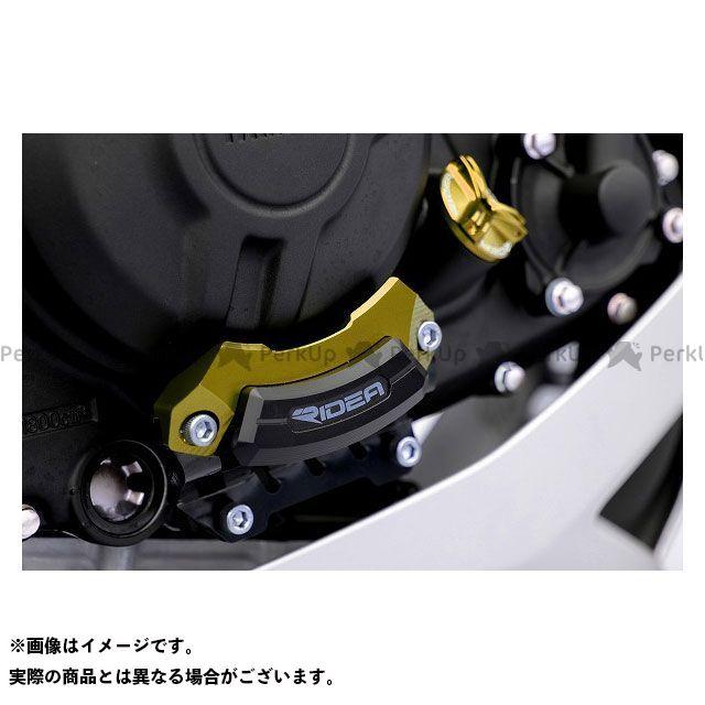 【特価品】リデア MT-03 MT-25 エンジンプロテクター 右側(ゴールド) RIDEA
