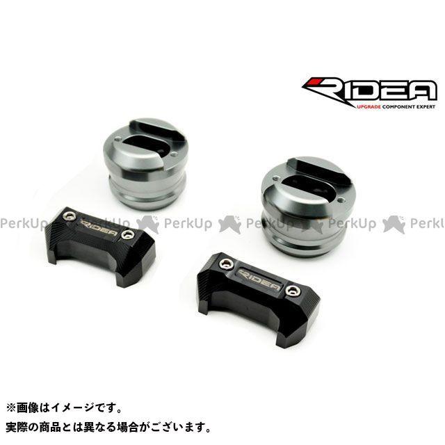 【特価品】リデア MT-10 YZF-R1 YZF-R1M フレームスライダー(チタン) RIDEA