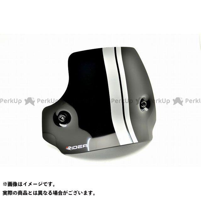 【特価品】リデア XSR900 ウィンドスクリーン(ダークスモーク/ブラック) RIDEA