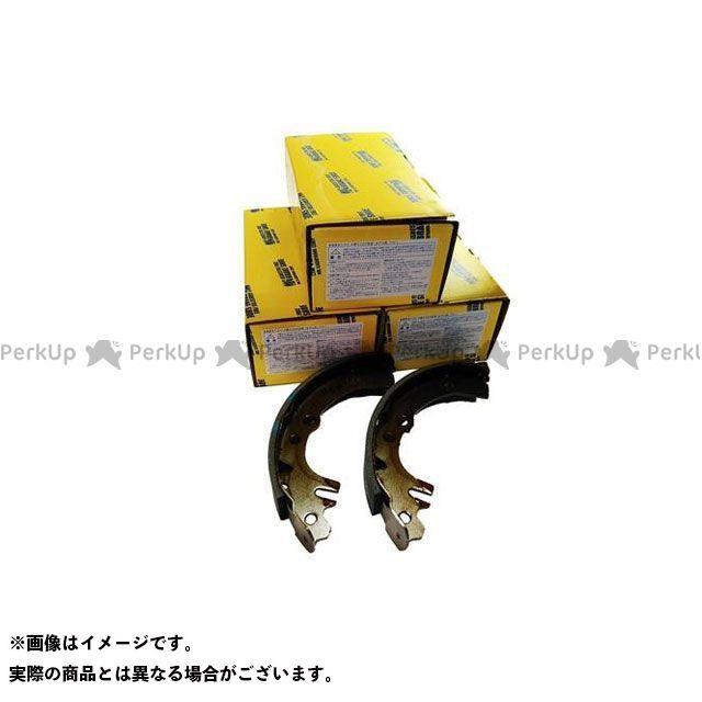MKカシヤマ Z2328-10 ブレーキシュー(リーディングシュー)  MK KAYASHIMA