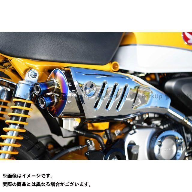 ビームス モンキー125 POWER OVAL STD-LOOK フルエキゾーストマフラー 政府認証 BEAMS