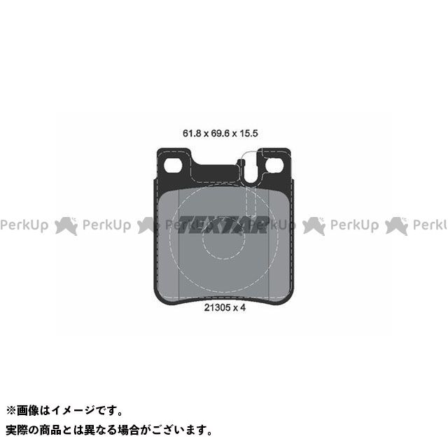Textar 2130581 ブレーキパッド  TEXTAR