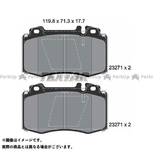 Textar 2327102 ブレーキパッド  TEXTAR