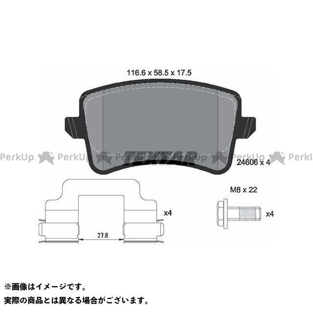【エントリーで更にP5倍】Textar 2460601 ブレーキパッド TEXTAR