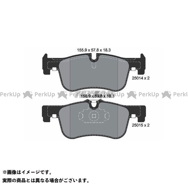 【エントリーで更にP5倍】Textar 2501401 ブレーキパッド TEXTAR