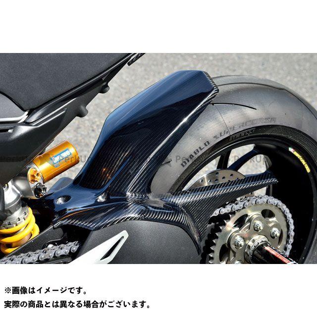 【特価品】マジカルレーシング パニガーレV4R リアフェンダー 材質:綾織カーボン製 Magical Racing