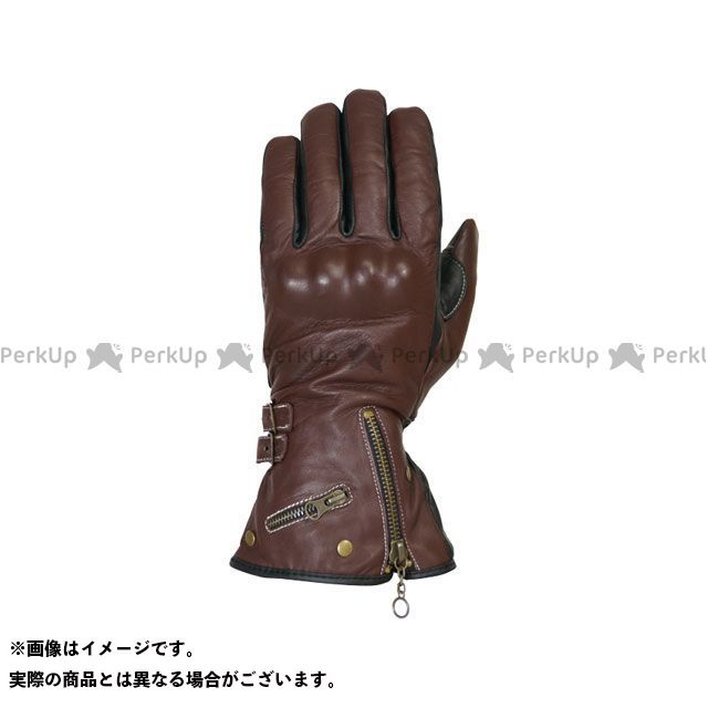 FREE FREE 2019-2020秋冬モデル F2G-1801W COW LEATHER GLOVES(ブラウン) M/Wide フリーフリー