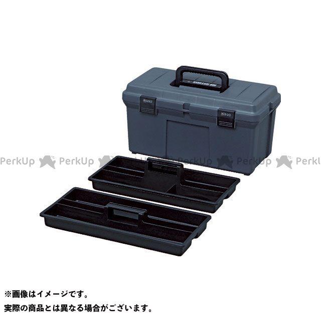 アイリスオーヤマ 工具ケース ハードケース 536×280×278 グレー  IRIS OHYAMA