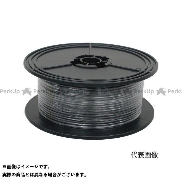 北越電線 0.75sq ビニールコード 黒 100m  HOKUETSU ELECTRIC WIRE