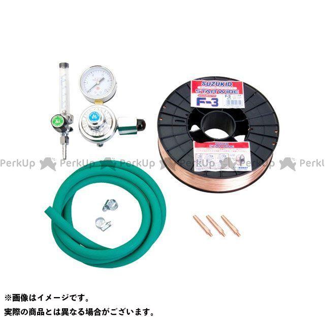 【無料雑誌付き】SUZUKID SIG-140用シールドガス仕様Aキット SUZUKID