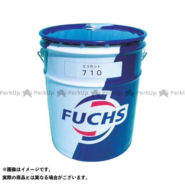 フックスジャパン エコカット710油性切削油活性20Lペール缶淡黄色液体 Fuchs Japan