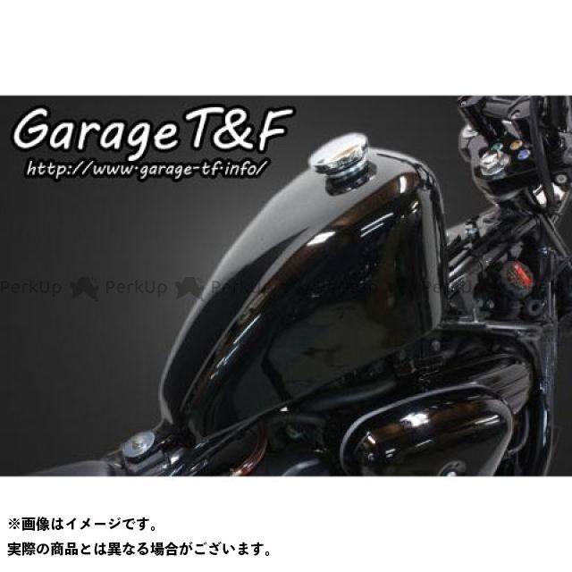 ガレージT&F スティード400 ハイマウントスリムスポーツスタータンクキット ガレージティーアンドエフ