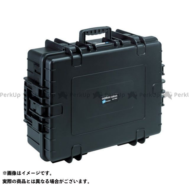 B&W B&W 作業場工具 工具 B&W プロテクタケース 6000 黄 フォーム  B&W