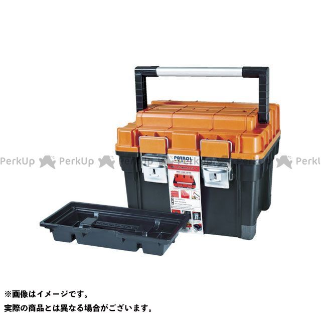 PATROL SKRC1HDPOMPG001 ツールボックス HD  PATROL