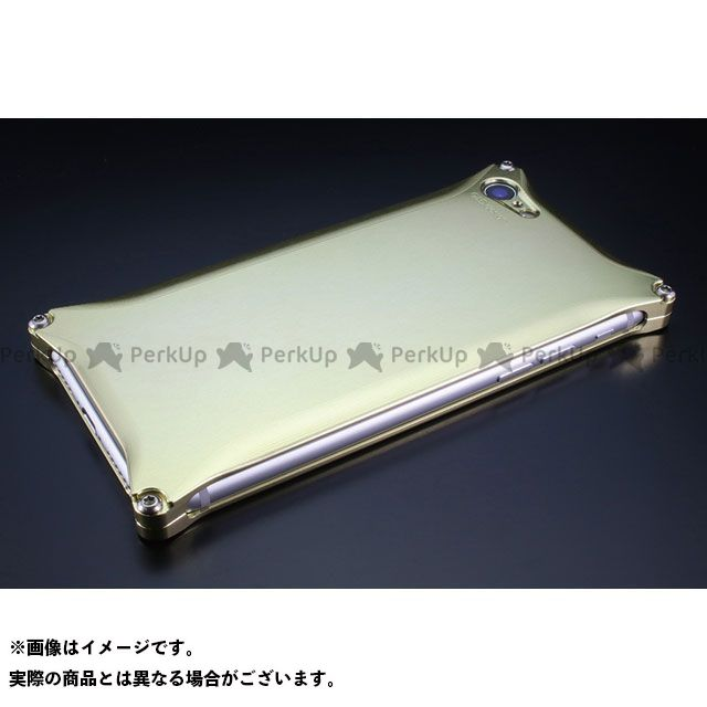 GILD design(mobile item) GI-400CG ソリッドfor iPhone 8/7(シャンパンゴールド) GILD design