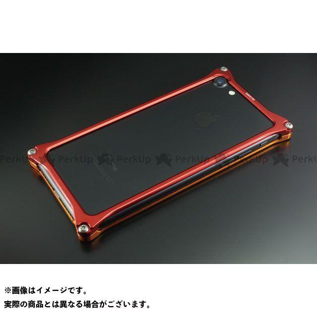 GILD design(mobile item) GIEV-272GRT Solid Bumper for iPhone 8/7(EVANGELION Limited) エヴァンゲリオン2号機 GILD design
