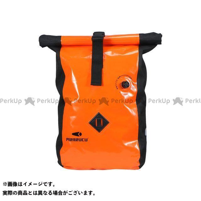 ピラルク PIRARUCU ツーリング用バッグ ツーリング用品 バックパック 祝開店大放出セール開催中 GP-002 ラッピング無料 無料雑誌付き オレンジ