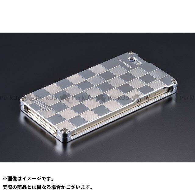 GILD design(mobile item) GI-261IP 市松 for iPhone SE/5s/5(ポリッシュ) GILD design