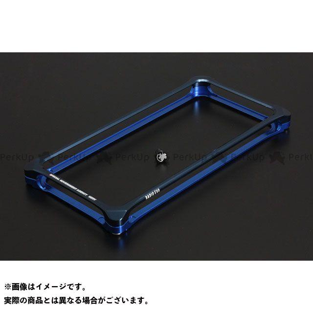 GILD design(mobile item) GIEV-262NBL Solid Bumper for iPhone SE/5s/5(EVANGELION Limited) NAVY×BLUE GILD design